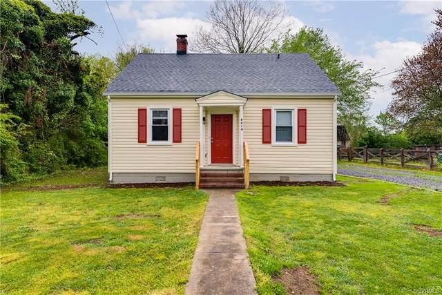 4014 Oakleys Lane, Henrico, VA 23223 (MLS #2110590) :: EXIT First Realty