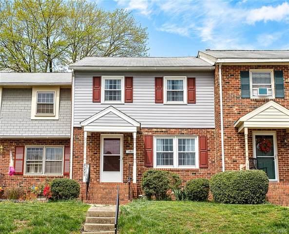 3008 Waddington Street, Chesterfield, VA 23224 (MLS #2110605) :: Treehouse Realty VA