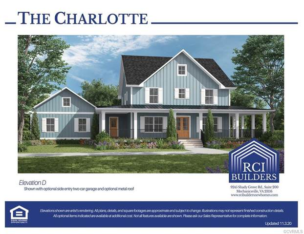 000 Elmont Road, Ashland, VA 23005 (MLS #2110608) :: The RVA Group Realty