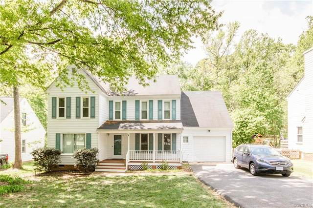 6106 Duck Cove Road, Chesterfield, VA 23112 (#2110619) :: The Bell Tower Real Estate Team