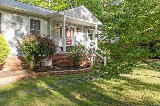 7101 Pinehurst Drive, Quinton, VA 23141 (MLS #2110621) :: Small & Associates