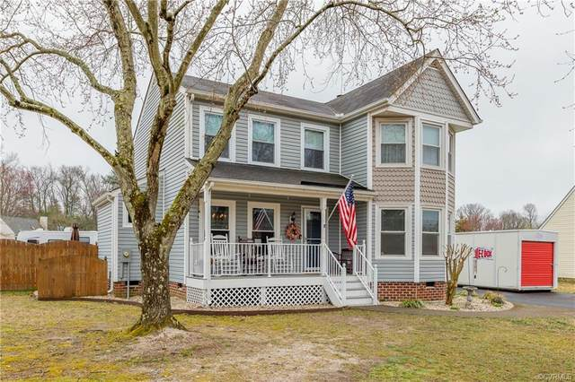 7442 Shire Parkway, Mechanicsville, VA 23111 (MLS #2110628) :: Treehouse Realty VA