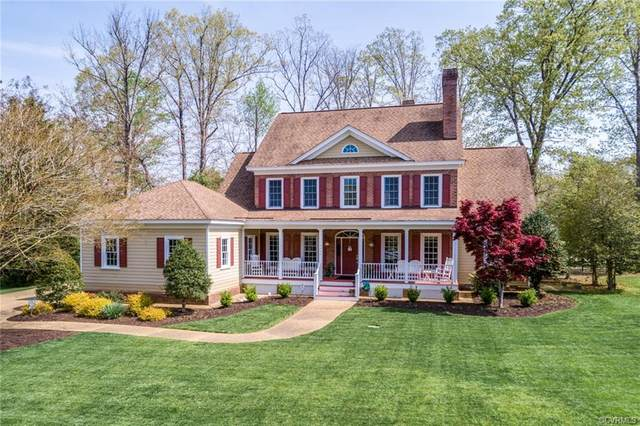 3005 Heartwood Crossing, Toano, VA 23168 (MLS #2110635) :: Village Concepts Realty Group
