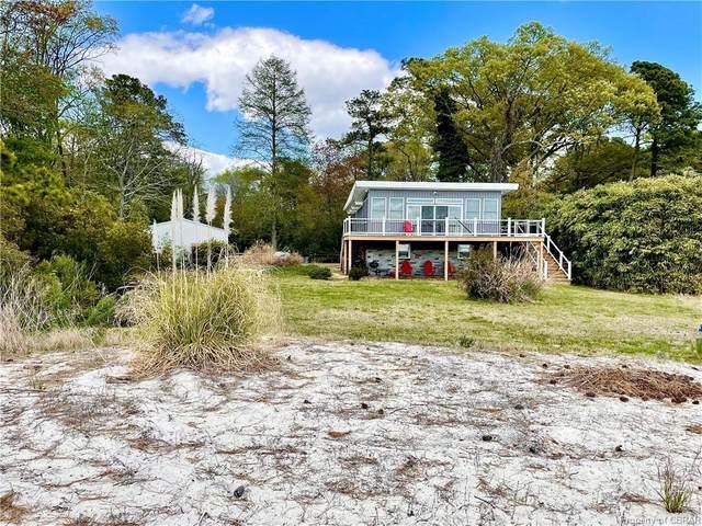 2 Sunsan Beach Road, Deltaville, VA 23043 (MLS #2110636) :: Village Concepts Realty Group