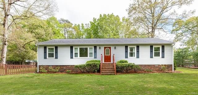 3500 S Woodland Circle, Quinton, VA 23141 (MLS #2110656) :: The RVA Group Realty