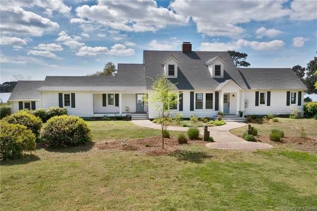 144 Lillies Lane, Hudgins, VA 23076 (MLS #2110657) :: Treehouse Realty VA
