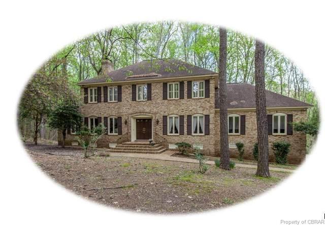 104 Thorpes Parish, Williamsburg, VA 23185 (MLS #2110658) :: The Redux Group