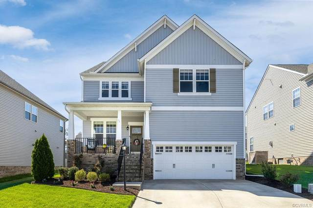 6925 Stafford Park Drive, Moseley, VA 23120 (MLS #2110676) :: Village Concepts Realty Group