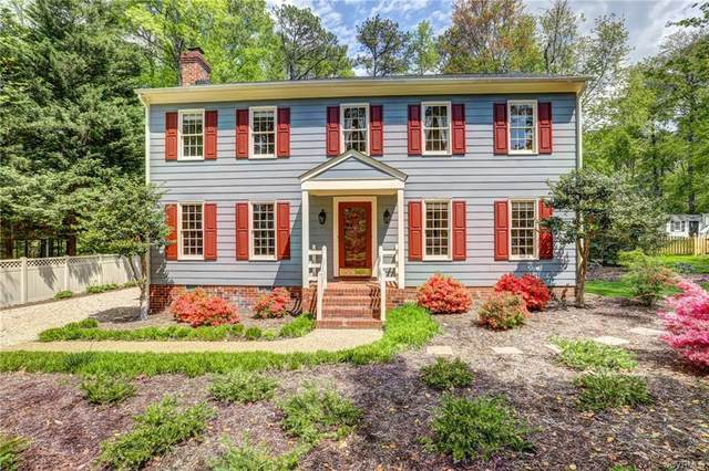 9524 Chatterleigh Drive, Henrico, VA 23238 (MLS #2110693) :: Village Concepts Realty Group