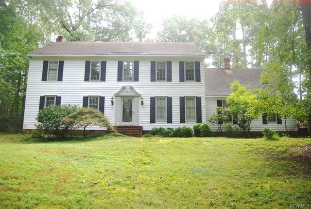 3901 Victoria Lane, Midlothian, VA 23113 (MLS #2110699) :: Treehouse Realty VA