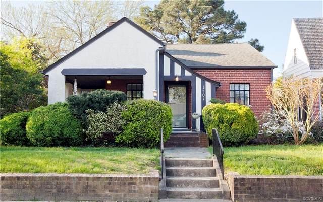 1407 Bellevue Avenue, Richmond, VA 23227 (MLS #2110703) :: Treehouse Realty VA