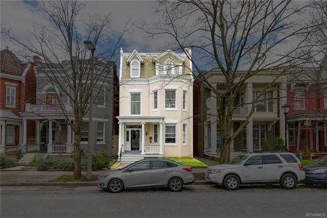 1836 W Grace Street, Richmond, VA 23220 (MLS #2110707) :: Treehouse Realty VA