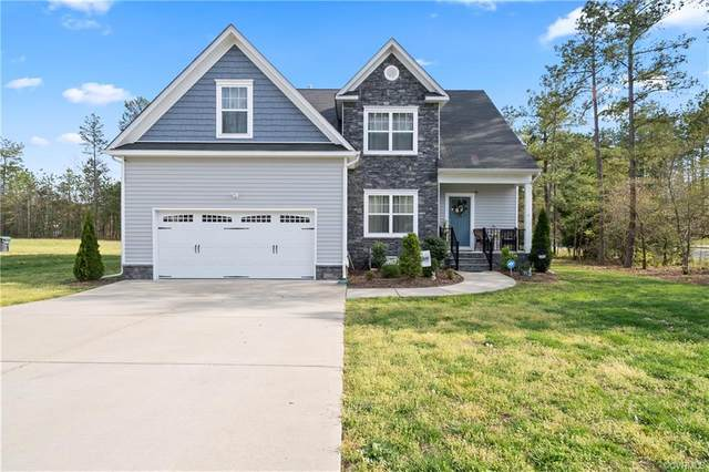 5601 Garden Grove Road, Chesterfield, VA 23832 (MLS #2110719) :: The RVA Group Realty
