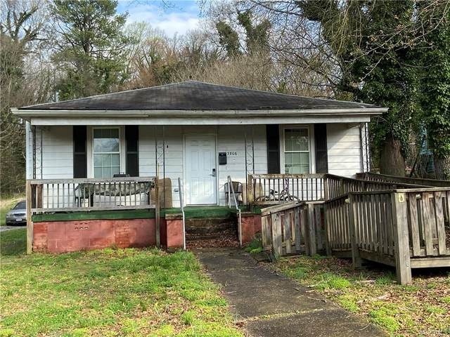 3806 Totty Street, South Chesterfield, VA 23803 (MLS #2110722) :: The RVA Group Realty