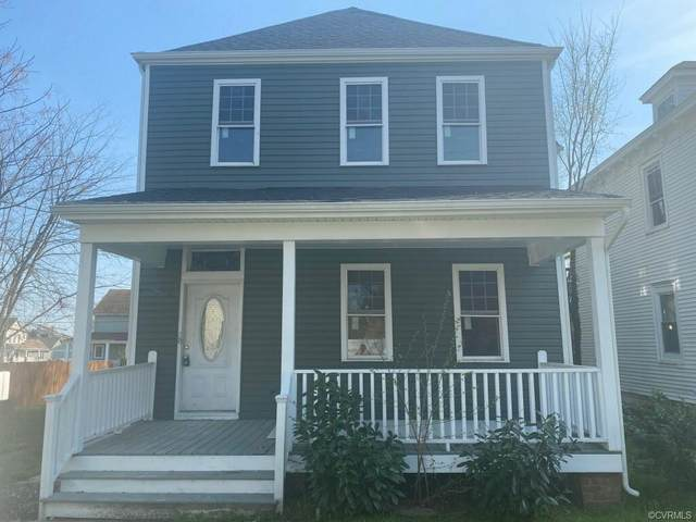 105 Yancey Street, Richmond, VA 23222 (#2110731) :: The Bell Tower Real Estate Team