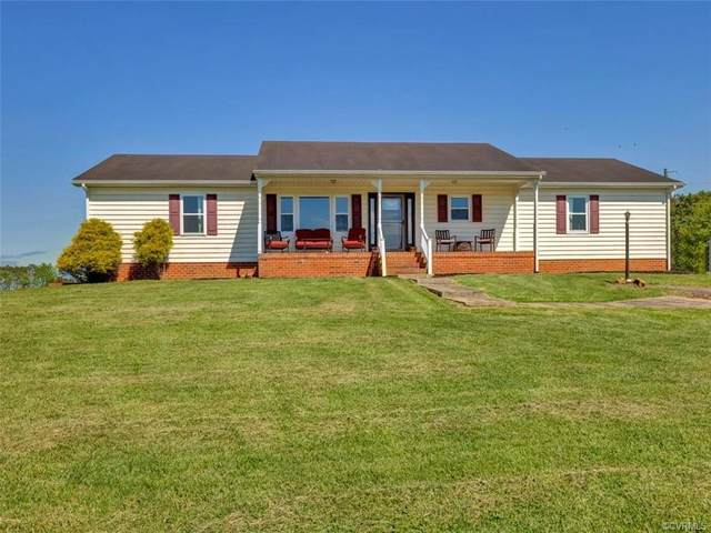 16885 Red Lodge Lane, Amelia Courthouse, VA 23002 (MLS #2110771) :: Village Concepts Realty Group