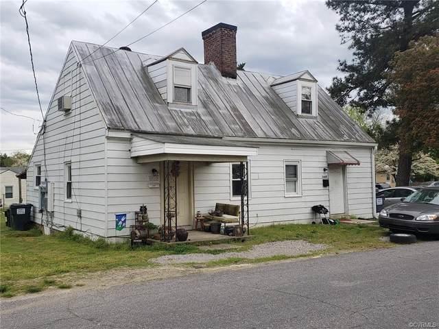 3407 Light Street, Petersburg, VA 23803 (MLS #2110781) :: Blake and Ali Poore Team