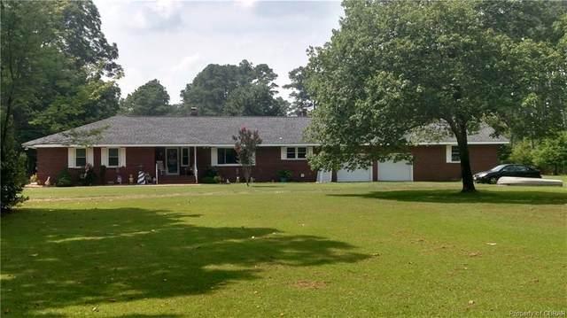 770 Lillys Neck Road, Moon, VA 23119 (MLS #2110795) :: Treehouse Realty VA