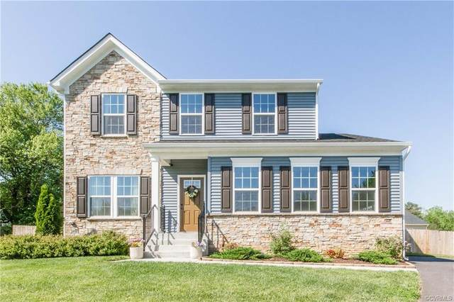 5300 Sandy Ridge Court, Chesterfield, VA 23832 (MLS #2110823) :: Village Concepts Realty Group