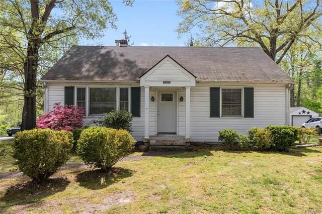 8191 Patrick Henry Boulevard, Mechanicsville, VA 23116 (MLS #2110855) :: Treehouse Realty VA