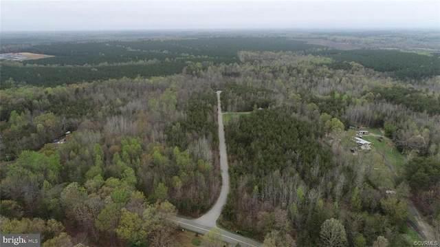 0 Hotchkiss Drive, Mineral, VA 23117 (MLS #2110860) :: Treehouse Realty VA