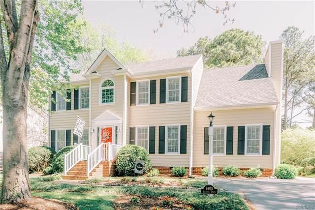 9608 Southmill Drive, Glen Allen, VA 23060 (MLS #2110878) :: Treehouse Realty VA