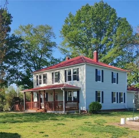 16700 Royalton Road, Amelia, VA 23002 (#2110879) :: The Bell Tower Real Estate Team