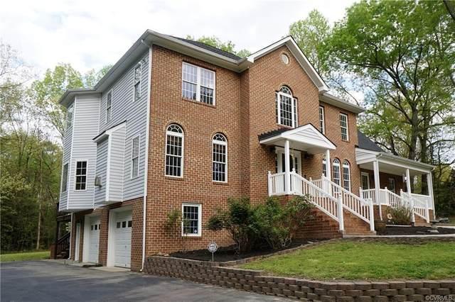 11309 Chalkley Road, Chester, VA 23831 (MLS #2110882) :: Treehouse Realty VA