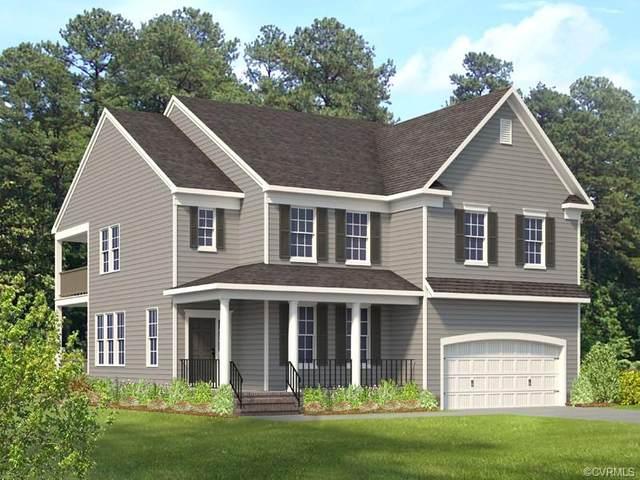 9746 Honeybee Drive, Mechanicsville, VA 23116 (MLS #2110885) :: The RVA Group Realty