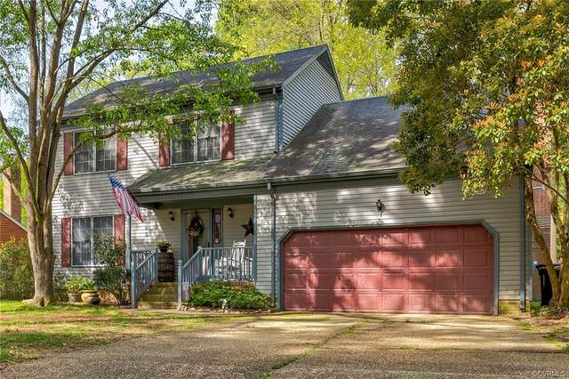2809 Linden Lane, Williamsburg, VA 23185 (#2110886) :: The Bell Tower Real Estate Team