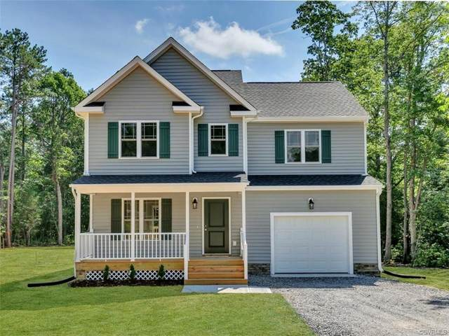 11601 River Road, Chesterfield, VA 23838 (MLS #2110889) :: The Redux Group