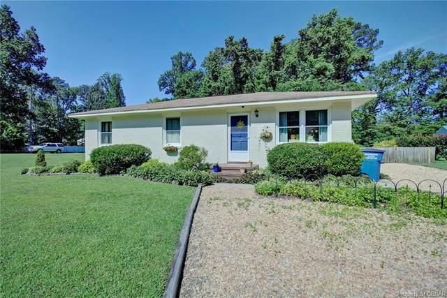 7090 Potter Lane, Gloucester, VA 23061 (MLS #2110896) :: Treehouse Realty VA