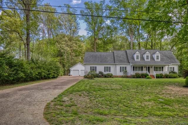 171 Dennis Drive, Yorktown, VA 23185 (MLS #2110900) :: Village Concepts Realty Group