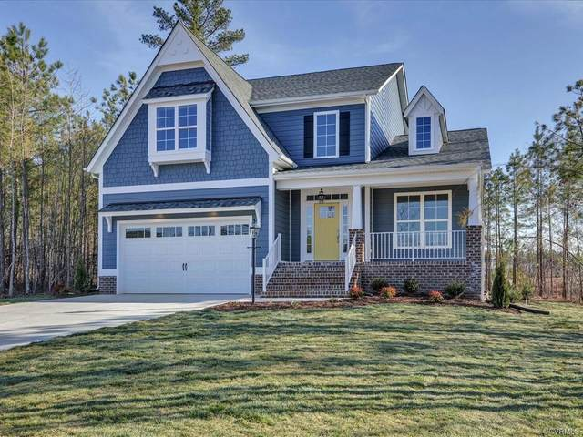16843 Warren Crest Court, Moseley, VA 23120 (MLS #2110912) :: Blake and Ali Poore Team