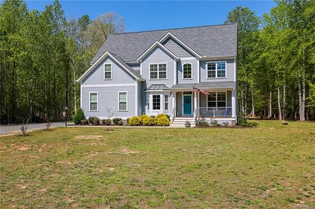 11001 Creeks Edge Road, New Kent, VA 23124 (MLS #2110919) :: Treehouse Realty VA
