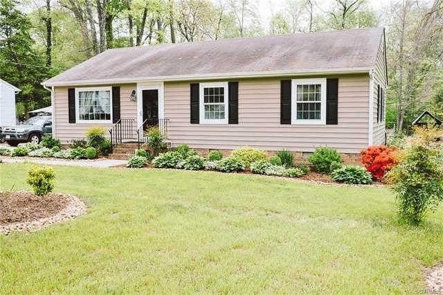 4019 Dorset Road, Richmond, VA 23234 (MLS #2110921) :: Treehouse Realty VA