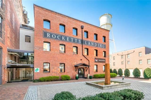 251 Rocketts Way #404, Henrico, VA 23231 (MLS #2110942) :: Blake and Ali Poore Team