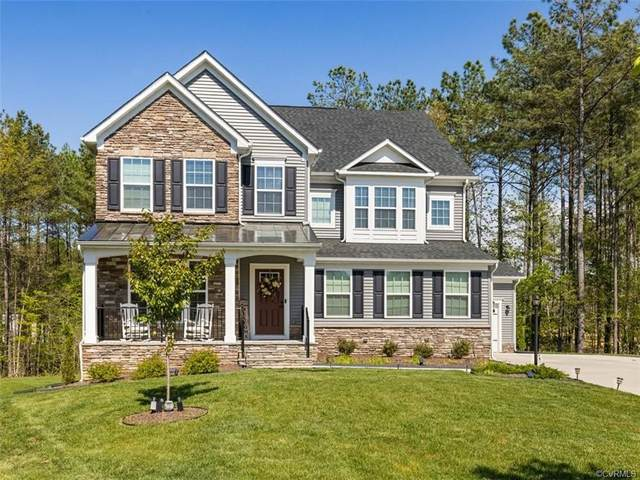 16801 Green Gate Court, Chesterfield, VA 23832 (MLS #2110943) :: Village Concepts Realty Group