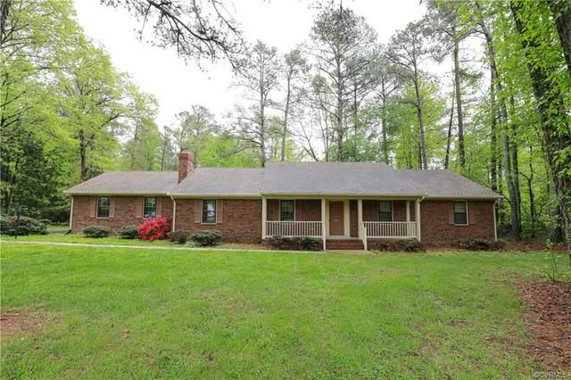10903 Chalkley Road, Chester, VA 23831 (MLS #2110968) :: Treehouse Realty VA