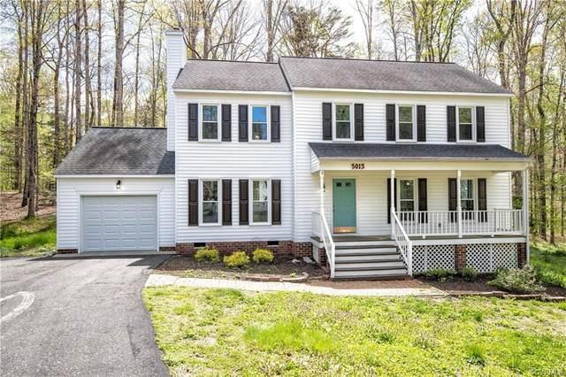 5013 Locksley Place, North Chesterfield, VA 23236 (MLS #2111001) :: Treehouse Realty VA