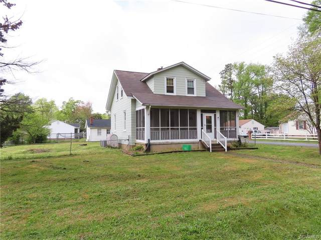 30 Barker Avenue, Richmond, VA 23223 (MLS #2111003) :: Treehouse Realty VA