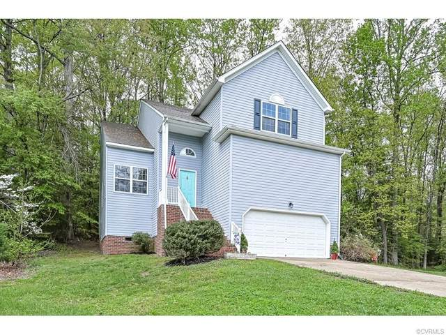 1700 Providence Creek Circle, Richmond, VA 23236 (MLS #2111011) :: Village Concepts Realty Group