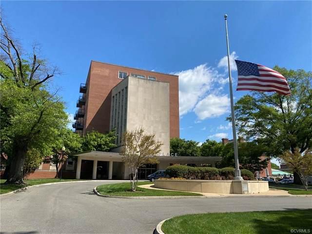 1350 Westwood Avenue U306, Richmond, VA 23227 (#2111017) :: The Bell Tower Real Estate Team