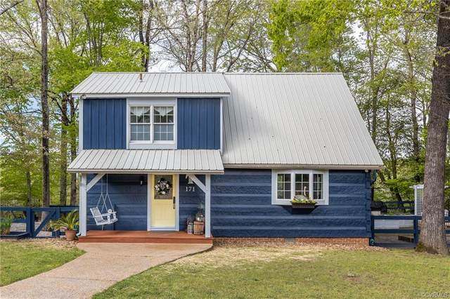 171 Harris Road, Aylett, VA 23009 (MLS #2111019) :: Blake and Ali Poore Team