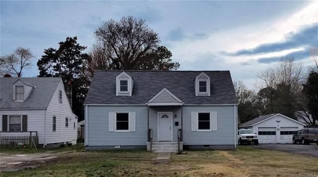 1856 S Crater Road, Petersburg, VA 23805 (MLS #2111031) :: Treehouse Realty VA
