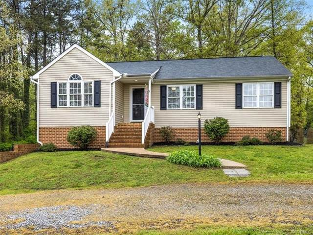 5204 Pole Green Road, Mechanicsville, VA 23116 (MLS #2111038) :: Treehouse Realty VA