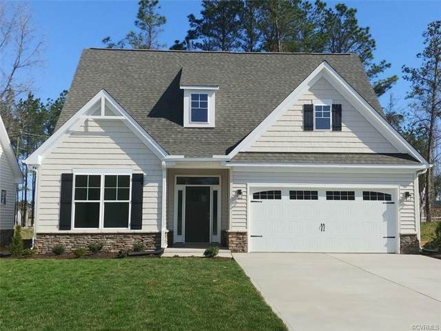 1918 Mainsail Lane, Chester, VA 23836 (MLS #2111042) :: Treehouse Realty VA