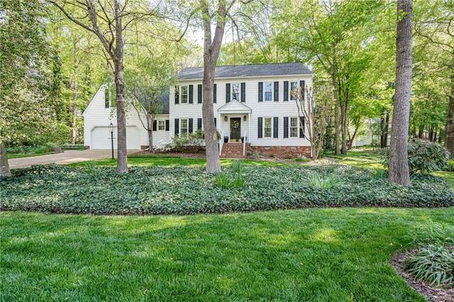 14405 Huntgate Woods Road, Midlothian, VA 23112 (MLS #2111051) :: Village Concepts Realty Group