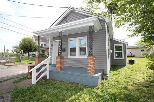 313 E Pilkington Street, Richmond, VA 23224 (MLS #2111059) :: Treehouse Realty VA