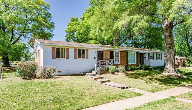 1236 Moore Street #1236, Richmond, VA 23220 (MLS #2111063) :: Village Concepts Realty Group